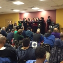 Jubilee Chorus Holds Christmas Event at NYC Rescue Mission