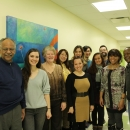 Jubilee Chorus (NYC) held its first rehearsal of 2015