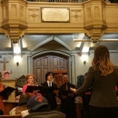 Jubilee Chorus Delivers Love and Comfort to Homeless