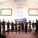 Jubilee NYC Participates In Historic WEA Dedication Service