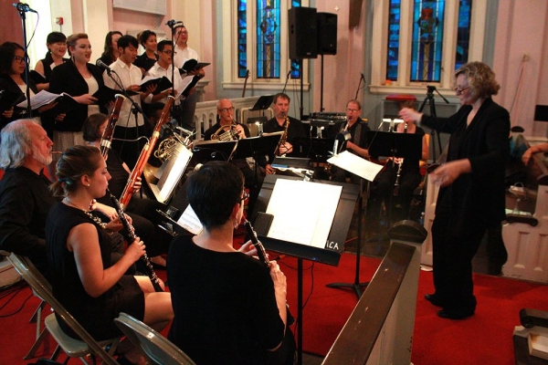 Jubilee 15th anniversary orchestra concert