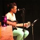 Kimberly Simmons performing at JAOM