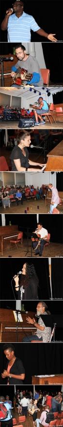 Jubilee Acoustic Open Mic, July 11 2013